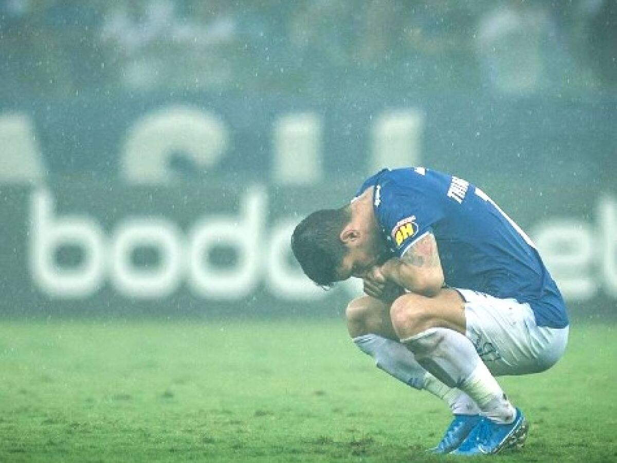 Com Queda Do Cruzeiro So Tres Clubes Nunca Cairam Para Serie B Folha Pe