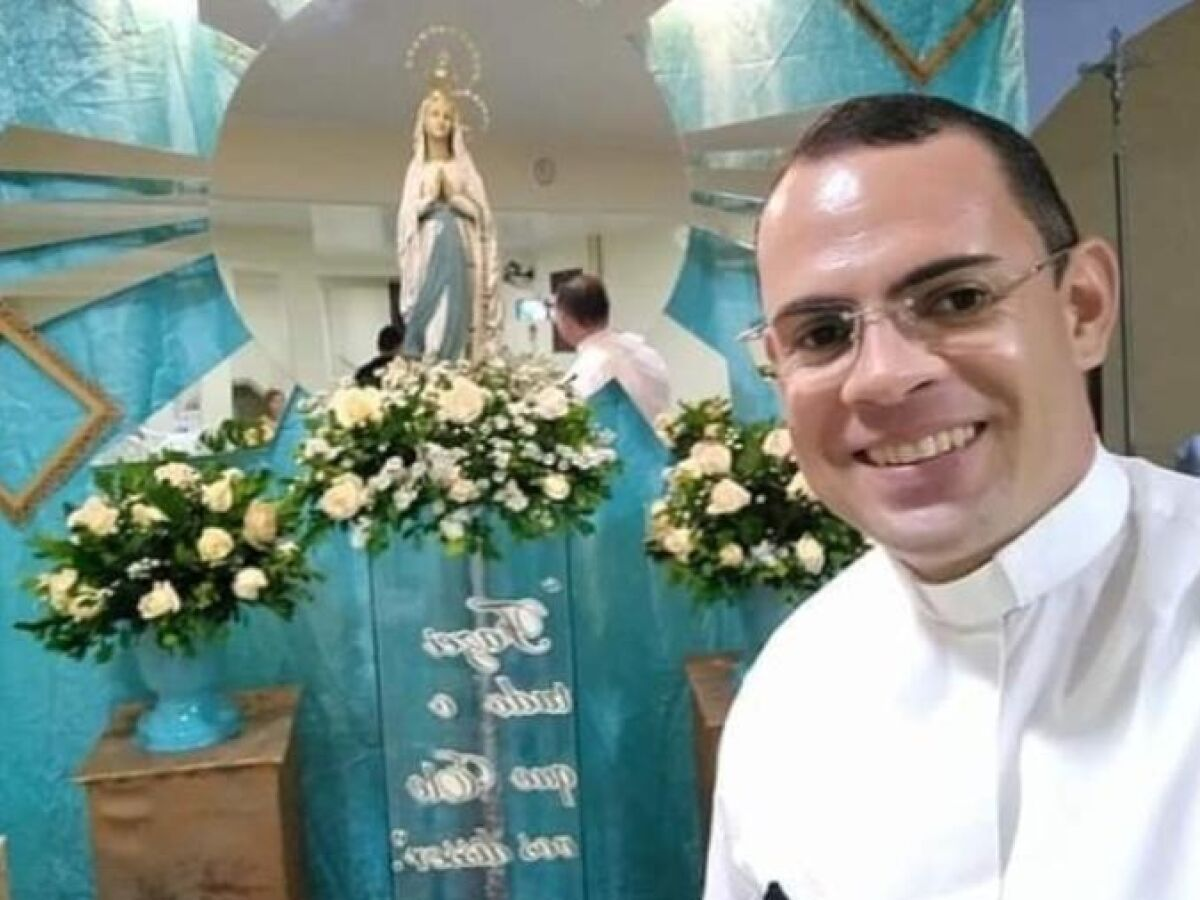 Padre morre afogado em açude após salvar duas pessoas em Bezerros - Folha PE