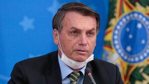 Bolsonaro liga para empresária que chamou fechamento de loja de ato da 'ditadura'