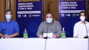 Reabertura avança em parte de Pernambuco