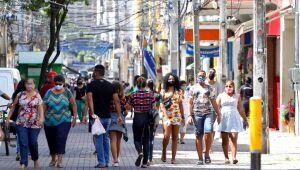 Taxa de retransmissão do coronavírus em Pernambuco está acima de 1, aponta estudo