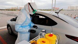 China alerta para 'pneumonia desconhecida' mais letal do que a Covid-19 no Cazaquistão; país nega
