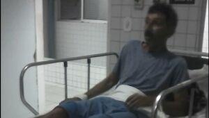 Homem entra no hospital em Jaboatão como acompanhante e sai morto, denuncia familia