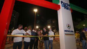 Complexo de esporte e lazer inclusivo às margens do São Francisco é inaugurado