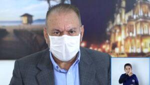 Prefeito de Itajaí, em SC, sugere aplicações de ozônio no ânus para combater Covid-19