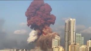 Militares brasileiros estão bem, diz Marinha do Brasil sobre explosões no porto de Beirute