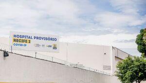 Recife desativa maior hospital de campanha da Covid-19