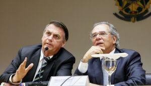 Em aval a Guedes, Bolsonaro manda ministros falarem apenas de temas de suas pastas