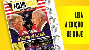 Navegue na edição digital da Folha Mais deste fim de semana