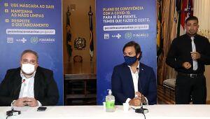 Eventos sociais e corporativos suspensos em Pernambuco a partir de segunda-feira (25)