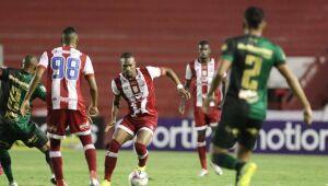 Kevyn pode reforçar Náutico diante do Cruzeiro