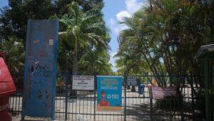 Parques seguem fechados nesse primeiro domingo de maiores restrições contra a pandemia