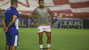 Náutico pode ser o clube em que Vinícius mais marcou gols na carreira