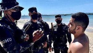 Deputado estadual do Ceará é detido após descumprir decreto em Porto de Galinhas