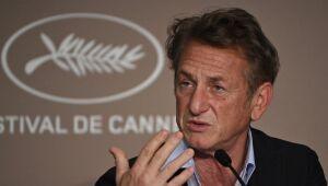 Em Cannes, Sean Penn diz que situação do Brasil na pandemia é desesperadora