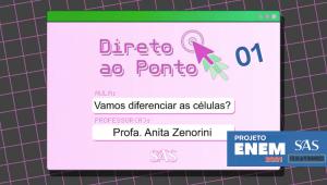 DIRETO AO PONTO - BIOLOGIA