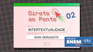 DIRETO AO PONTO - LINGUAGENS