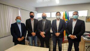 UPE, DP Group y Pernambuco Trade Association firman acuerdo de cooperación