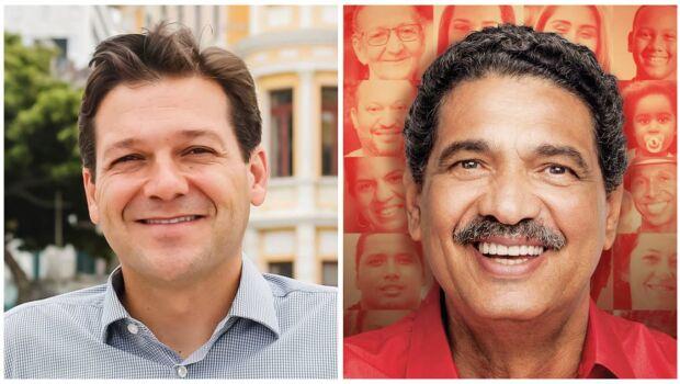 Confira a agenda dos candidatos à Prefeitura do Recife nesta terça
