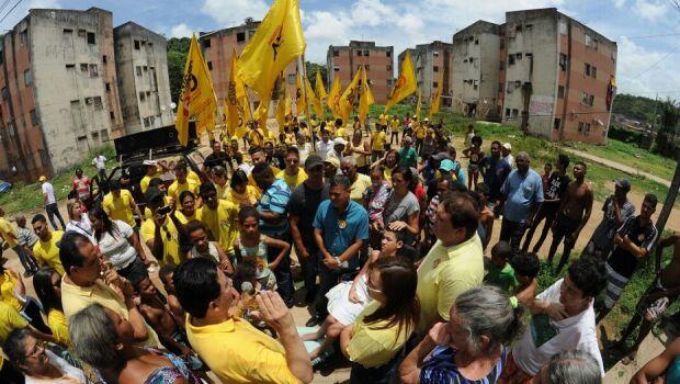 Campos promete criar 5 mil novas moradias na Vila do Tetra