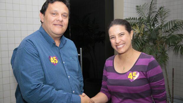 Em Caruaru, liderança do PR declara apoio a Raquel Lyra