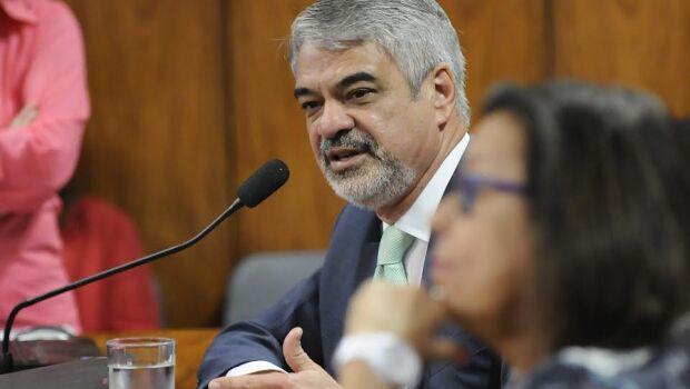 Governo Temer encolhe Desenvolvimento Agrário, acusa Humberto