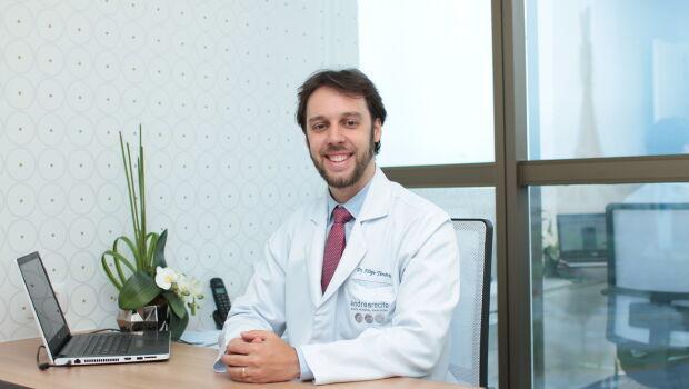 No novembro azul, Filipe Tenório, do Santa Joana Recife, fala sobre técnica que ajuda no tratamento de homens inférteis