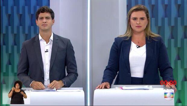 Último debate: João Campos e Marília Arraes recorrem à religiosidade e tecem críticas a gestões anteriores