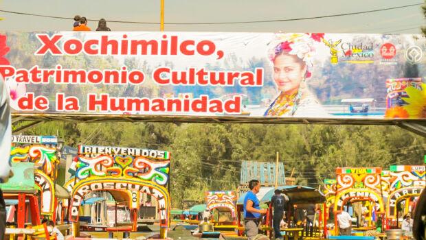 Já ouviu falar em Xochimilco?