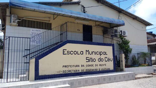 A escola pública que dá exemplos no bairro de Santo Amaro