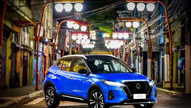 Novo Nissan Kicks chega em março