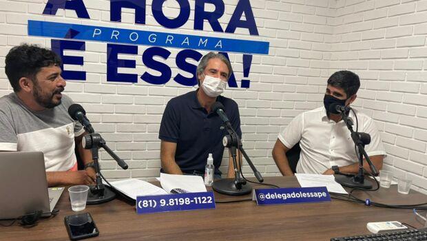 Fernando Monteiro fala sobre avanços para o Agreste
