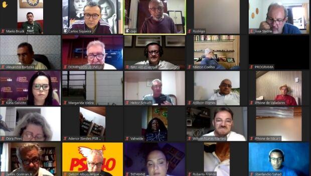 PSB critica Jair Bolsonaro e sai em defesa de João Campos e Paulo Câmara