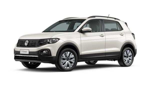 T-Cross Sense é a nova versão de entrada do SUV da Volks por R$ 92.990