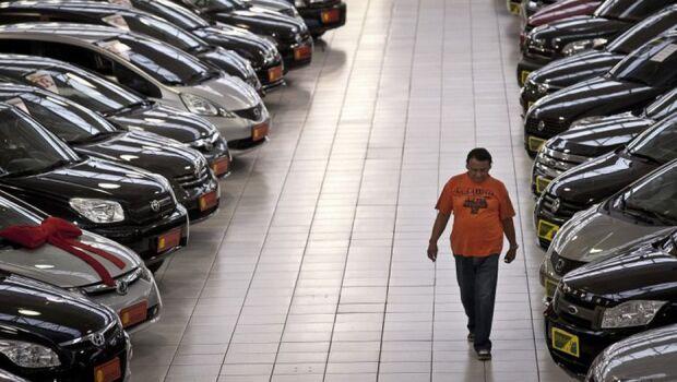 Venda de veículos usados aumenta mais de 60% em 2021