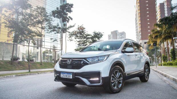 Novo Honda CR-V 2021: veja as novidades e preço do concorrente do Peugeot 3008
