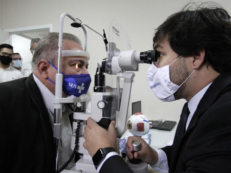 examen medical militar la oftalmologi