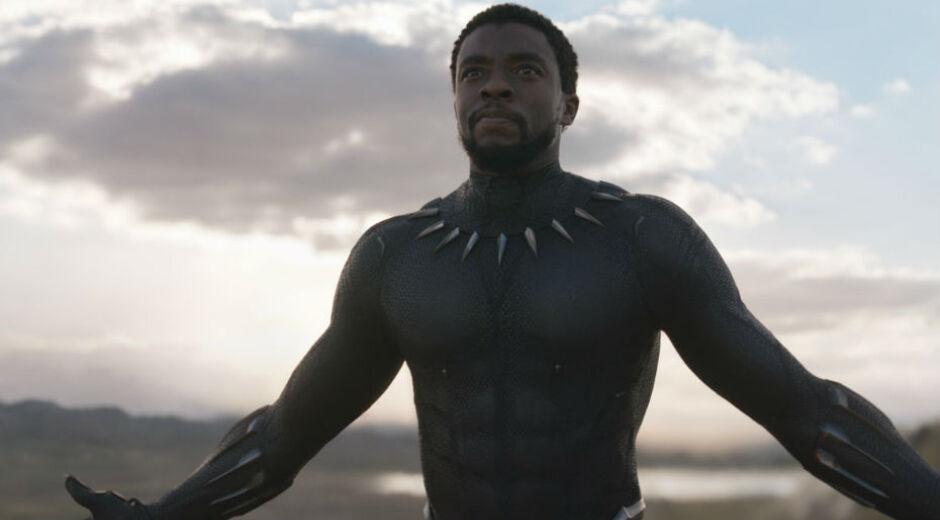 Chadwick Boseman é alvo de campanha pela Netflix