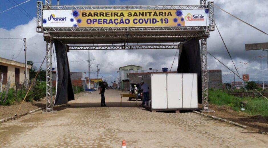 Após 120 dias de Covid-19 em Pernambuco, Manari segue como única cidade sem casos
