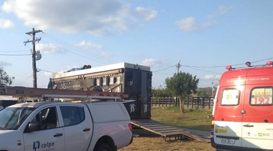 Eletricista da Celpe é assassinado por cliente ao cortar energia elétrica em Limoeiro