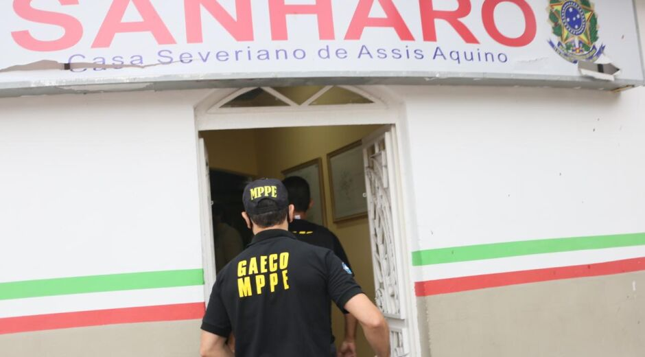 Operação contra fraude em licitação afasta presidente da Câmara de Sanharó