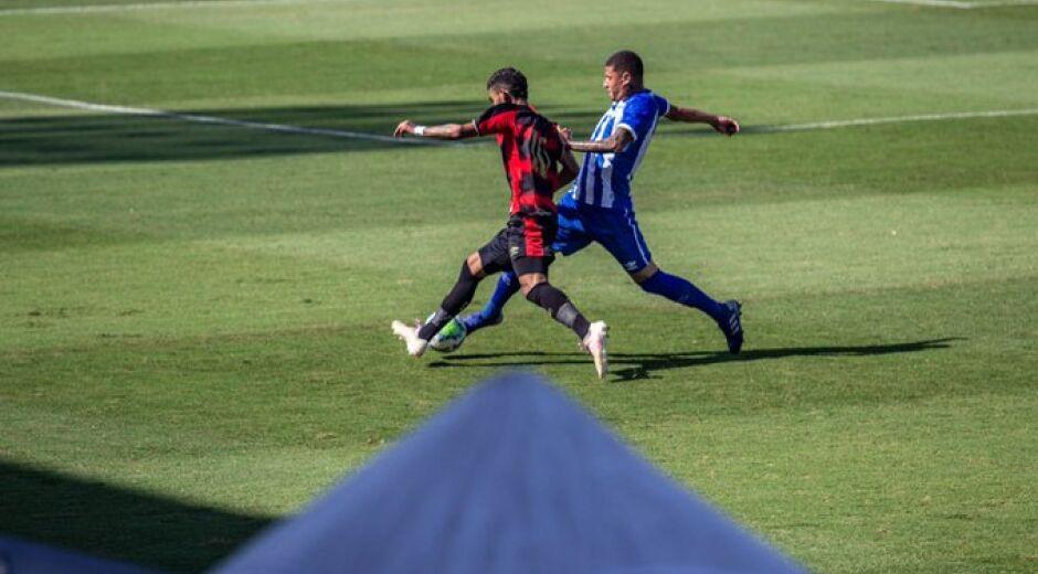 Na Ressacada, Sport empata com Avaí no primeiro jogo das oitavas