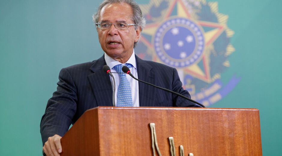 Estamos em uma fase de desentendimento político, diz Guedes sobre reformas