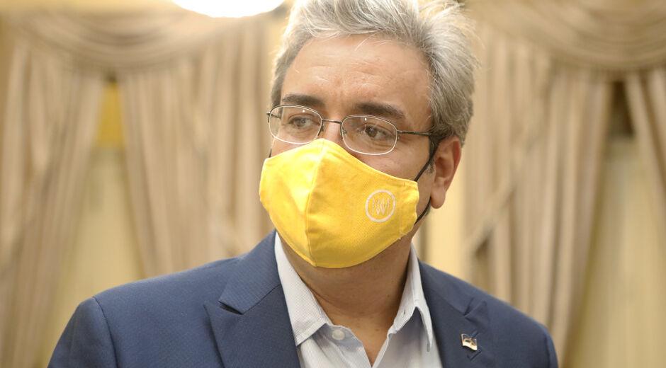 Gilberto Freyre Neto: 'Carnaval, São João e FIG não vão acontecer em curtíssimo prazo'