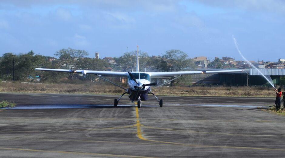 Aeroporto de Caruaru recebe projeto de expansão estrutural