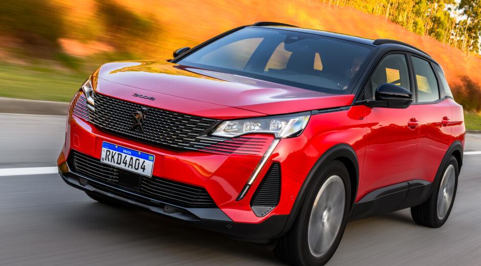 Novo Peugeot 3008 2022; veja detalhes e preços da 2ª geração do SUV francês