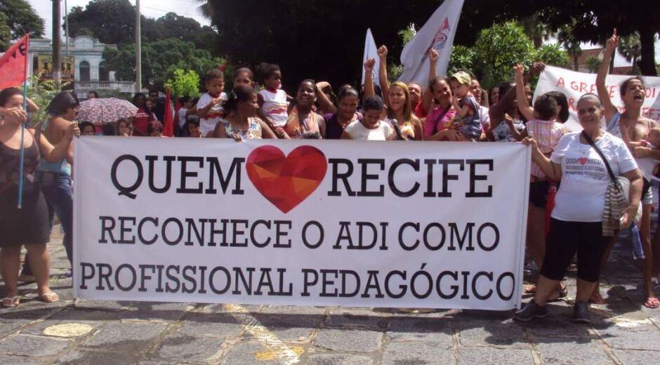 Alíria Costa: Não podemos mais admitir que as salas de primeira infância sejam um ambiente assistencialista
