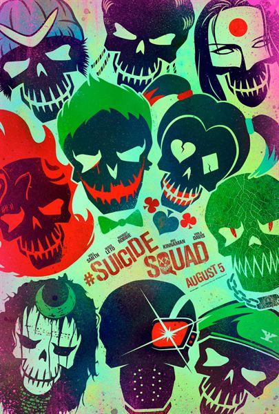 """Filme """"Esquadrão Suicida"""""""