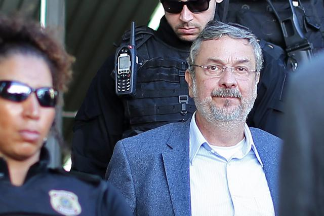 Antônio Palocci foi preso em uma das fases da Lava Jato