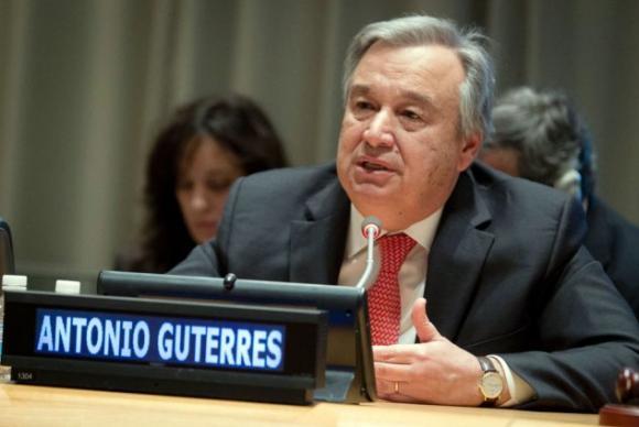 Assembléia Geral da ONU referendou o ex-ministro dos Negócios Estrangeiros de Portugal, António Guterres, para ser o próximo secretário-geral das Nações Unidas